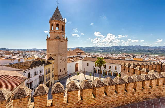 Iglesia de San Juan Bautista - Velez Málaga