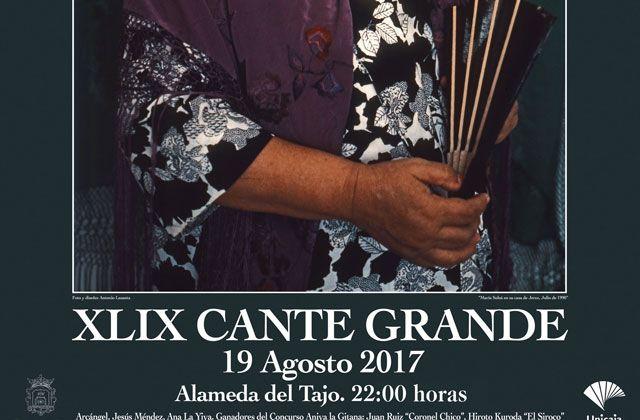 Ronda Foire - Cante-Grande. Feria Ronda 2017