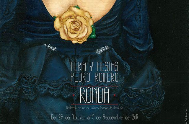 Cartel Feria-Ronda 2017