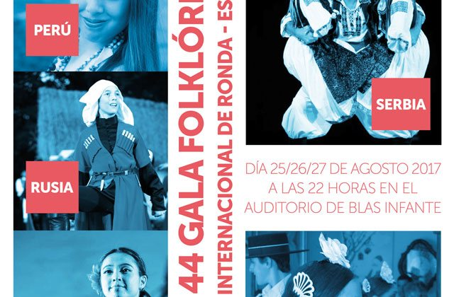 Ronda Foire - Galas-Folkloricas Feria de Ronda 2017