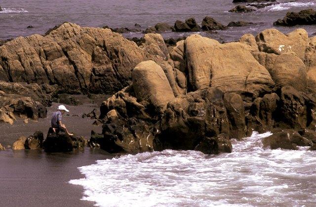 Manilva - Castillo strand, Imagen cedida por el Patronato de Turismo de la Costa del Sol.
