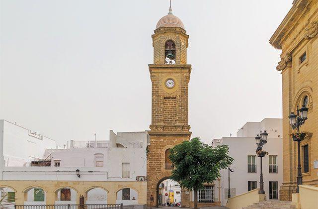Chiclana, Torre del Reloj