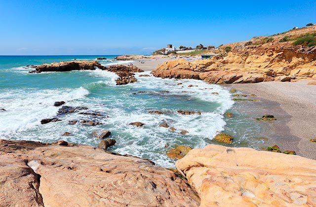 Playa de Chullera