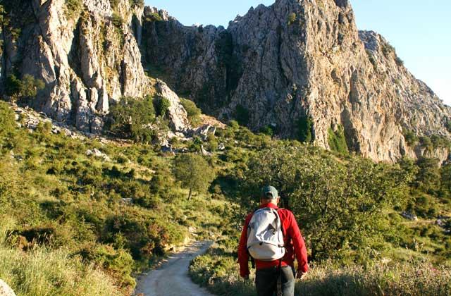 Wandern - GR 141 Gran Senda de la Serranía de Ronda