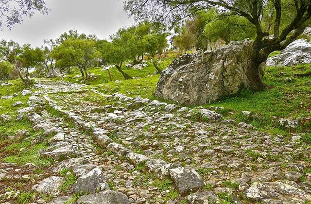Calzada Romana de Ubrique