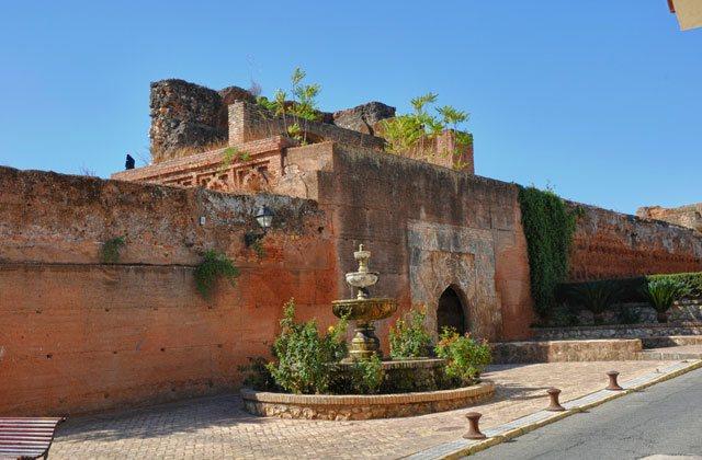 villages in Andalucia - Niebla- Huelva