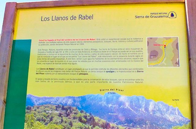 Llanos de Rabel Grazalema