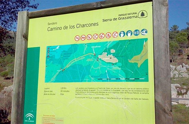 Los Charcones Grazalema