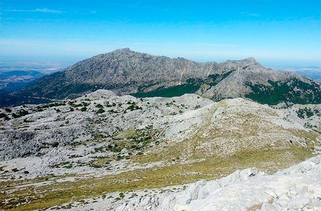 Pico Simancón Grazalema