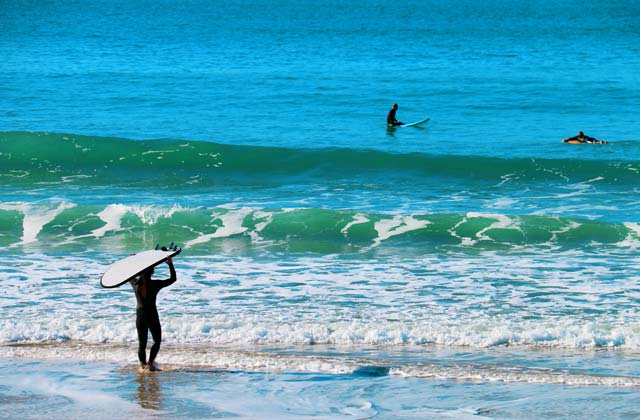 Best beaches for surfing in Andalucia, surfing beaches in