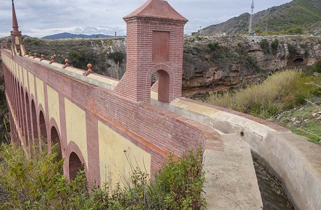 Things to do in Nerja - Visit the Aguila Aqueduct