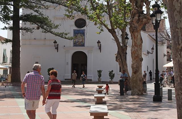 Que voir et que faire à Nerja - Visitez l'Église del Salvador