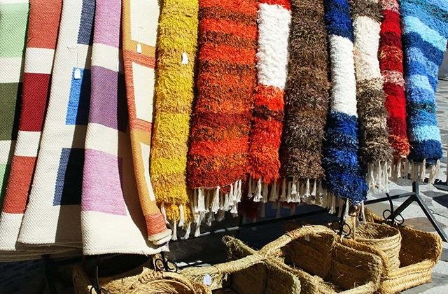 Things to do and see in Sierra de Grazalema - textile factory tour