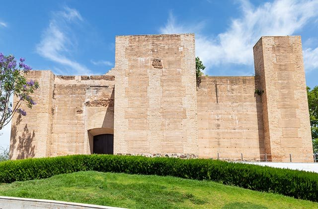Castillo de Zunigas, Cartaya