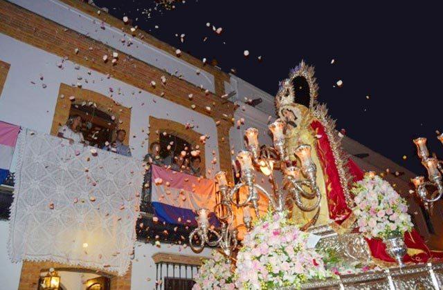 Feria de Nuestra Señora del Rosario en Cartaya