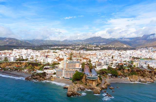 beautiful nerja