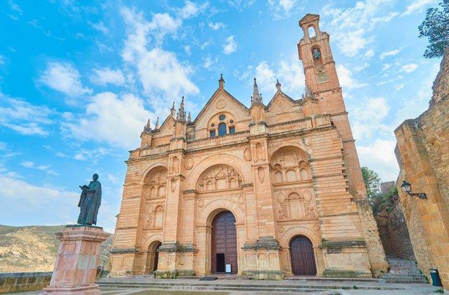 Real Colegiata Santa María La Mayor, Antequera