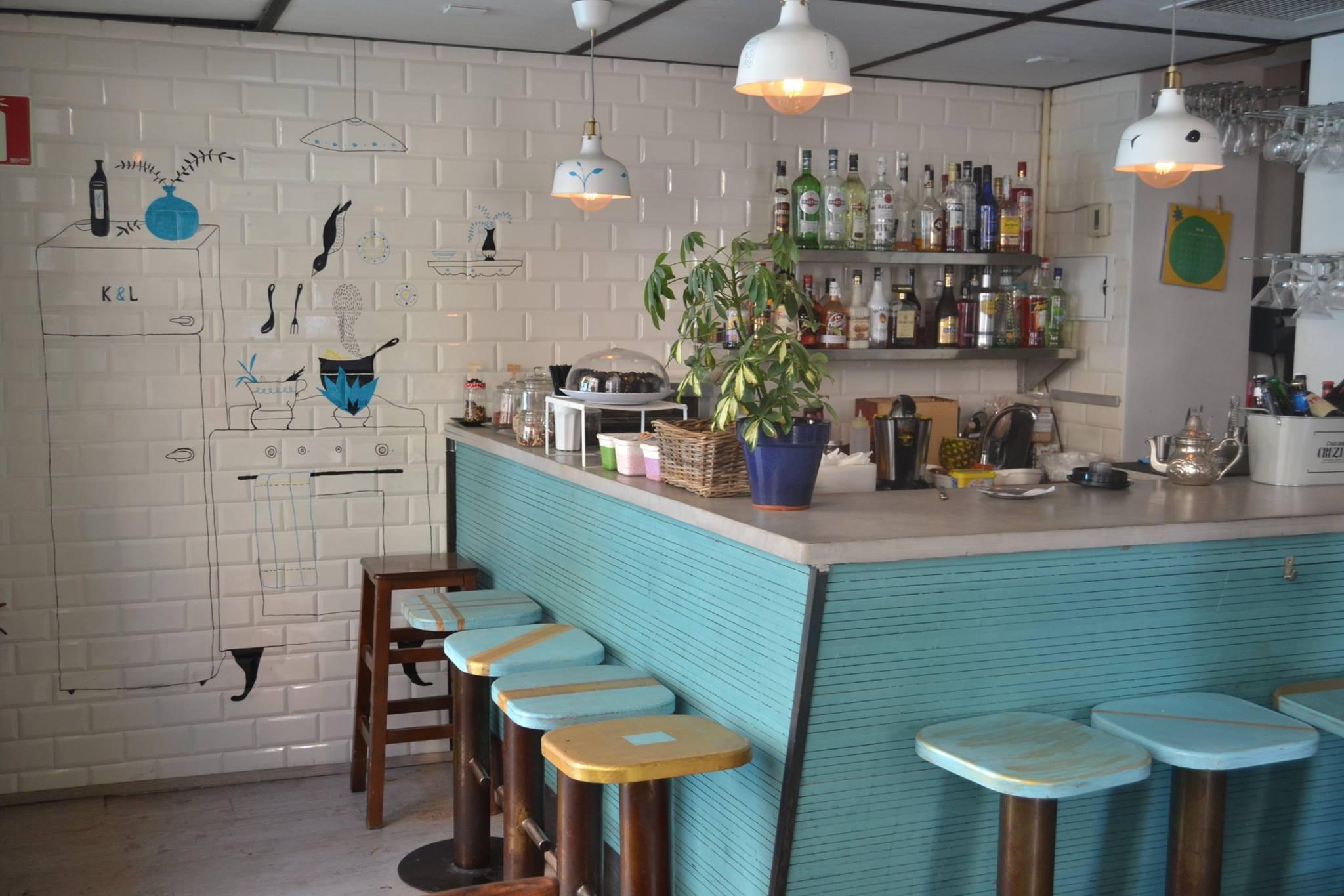 Restaurantes originales de Málaga - El Apartamento, Málaga