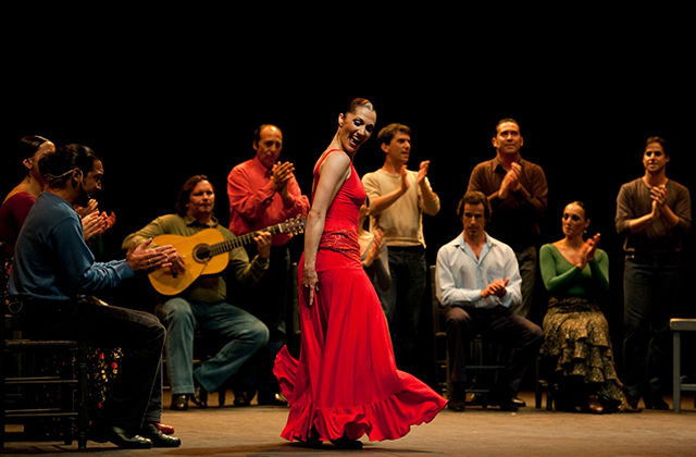 Wo man Flamenco in Andalusien sehen kann - Teatro Flamenco El Soho, Málaga