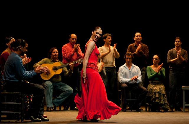 Wo man Flamenco in Andalusien sehen kann - Teatro Flamenco El Soho, Málaga