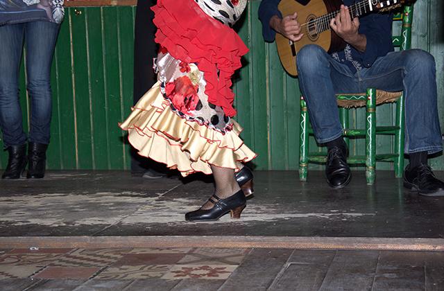 Wo man Flamenco in Andalusien sehen kann - Museo Flamenco Juan Breva