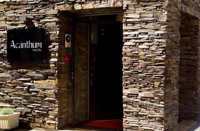 Restaurants mit Michelin-Stern in Andalusien - acanthum