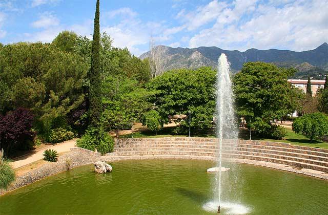 Los mejores parques infantiles en Málaga - parque represa