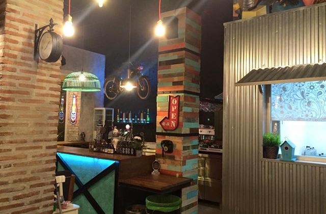 Restaurantes insólitos - Bar Picnic
