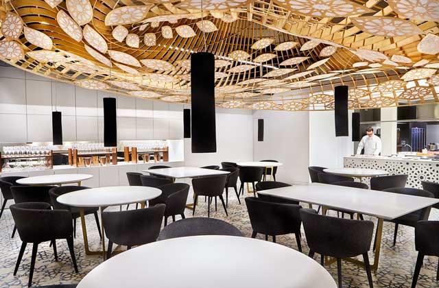 Restaurants mit Michelin-Stern in Andalusien - restaurante noor
