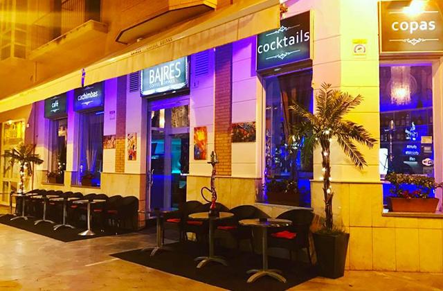 Cafeterías en Málaga - Baires