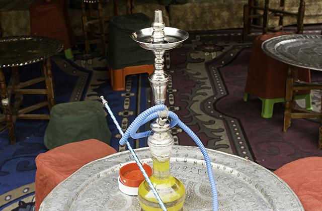 Cafeterías en Málaga - Tetería Marrakech