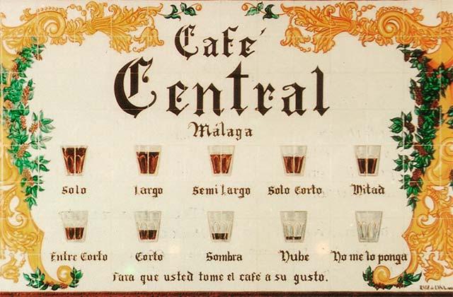 Café Central, Málaga