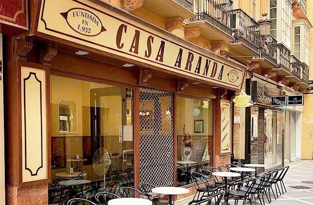 Casa Aranda Málaga