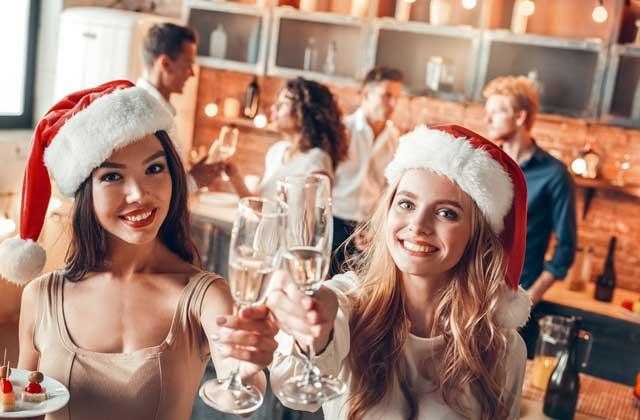 Navidad, cena de empresa