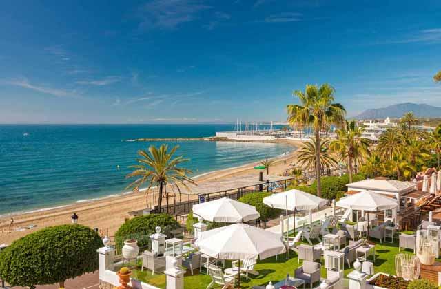 Hotel Fuerte Marbella gardens