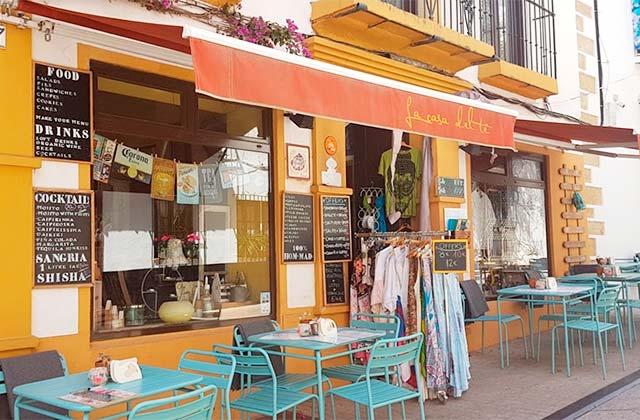 Casa del té, Marbella