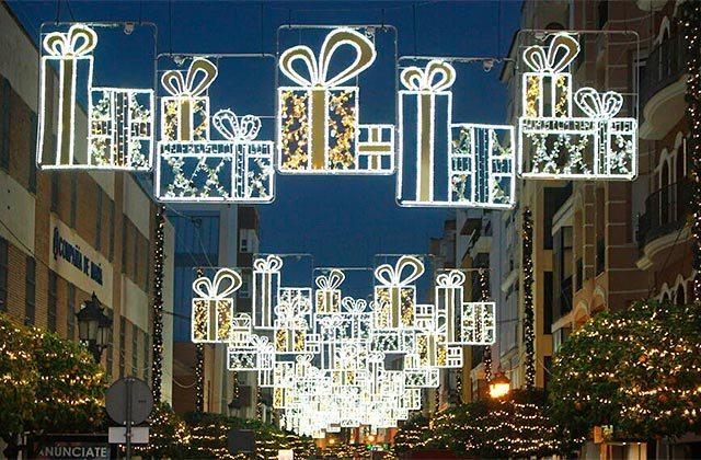 Puente Genil: la luz de la Navidad