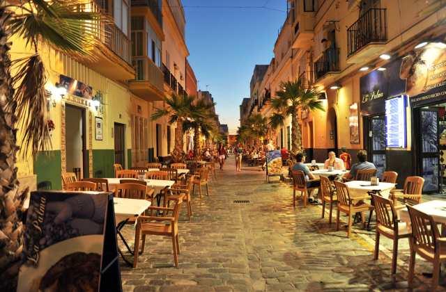 La Viña, Cádiz - Crédito editorial: joserpizarro / Shutterstock.com