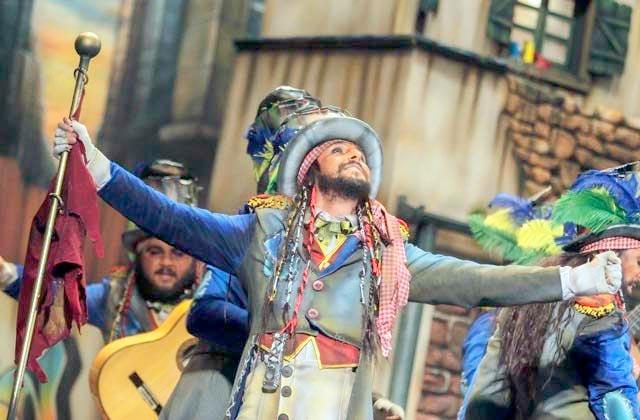 Actividades para la familia en la Costa de la Luz - Carnaval de Cádiz