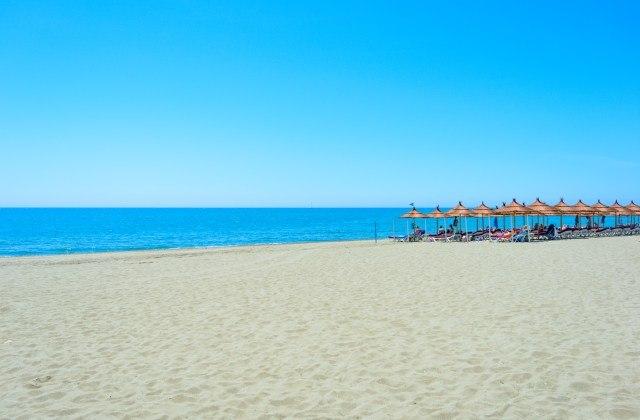 Playa Carvajal Fuengirola