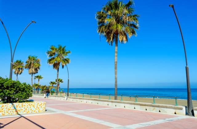 Playa la Rada Estepona
