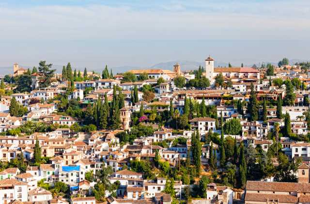 Districts and Neighbourhoods of Andalucia, Andalucia tourism