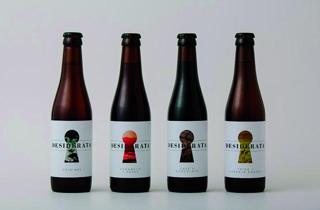 cervezas de Andalucía - DESIDERATA