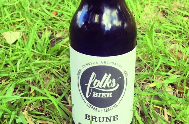 cervezas de Andalucía - FOLKS BIER