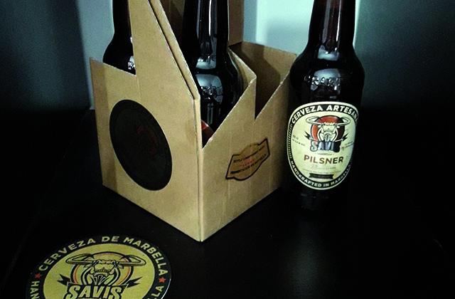 cervezas de Andalucía - SAVIS