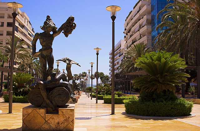Dalí en Marbella