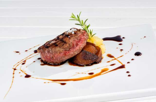 Fuerte Marbella Soleo menu