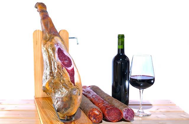 Gastronomic route Huelva