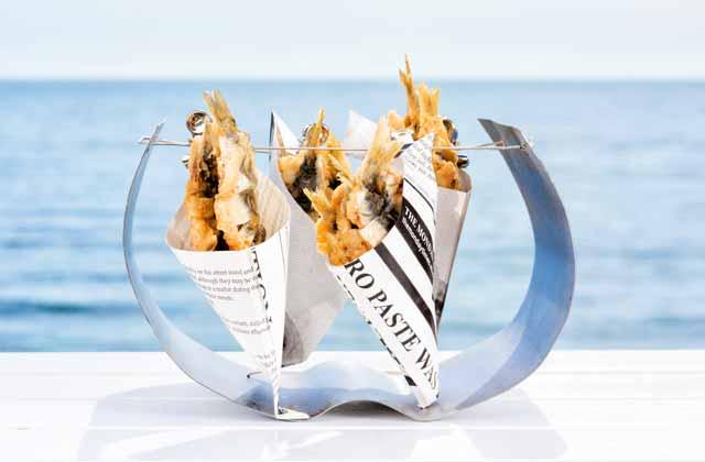 Pescaito Frito Soleo Marbella