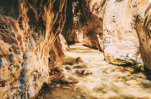 Rio Chillar Málaga